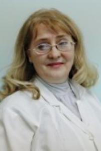 Цымбал Ольга Ивановна, врач-невролог высшей категории