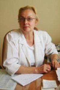 Бурдукова Надежда Александровна, врач высшей категории, терапевт-гастроэнтеролог