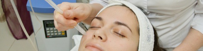 Косметология лица, процедуры на аппарате JetPeel
