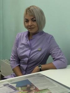 Колесникова Елена Владимировна, врач-отоларинголог