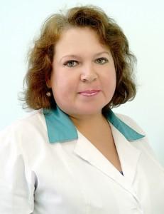 Блинова Татьяна Владимировна, врач-офтальмолог высшей категории