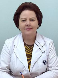 Будник Нина Михайловна врач терапевт высшей категории