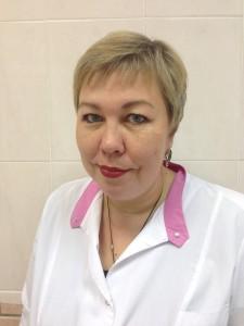 Двинянинова Наталья Михайловна врач-офтальмолог высшей категории