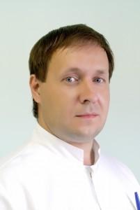 Холодарь Андрей Александрович, врач, подолог высшей категории