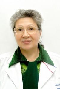 Исмагилова Нафиса Михайловна , врач-невролог высшей категории