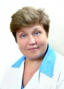 Кондрашкова Ольга Ильинична, врач высшей категории