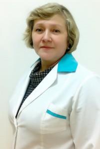Масалкина Елена Ивановна, врач ультразвуковой диагностики высшей категории