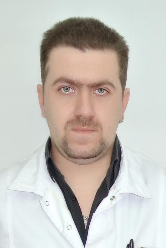 Шубин Иван Валерьевич, врач ортопед-травматолог высшей категории