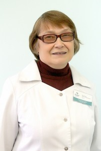 Соколова Лариса Борисовна, сосудистый хирург высшей категории
