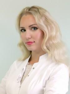 Тиунова Екатерина Сергеевна, врач-эндокринолог первой категории